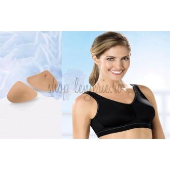Set Proteza Softback 1080LR si Sutien bilateral post-mastectomie Viviana sport 5300X