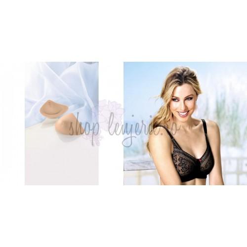 Set Proteza Trinature Asymmetric SoftLite 1081LR si Sutien post-mastectomie Fleur 5754X