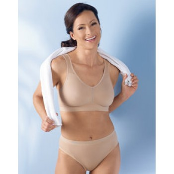 Set Proteza Comfort Active TriLite 1054X si Sutien bilateral post-mastectomie Viviana sport 5300X