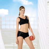 Set Proteza de san Authentic 1020X si Sutien bilateral post-mastectomie Viviana sport 5300X