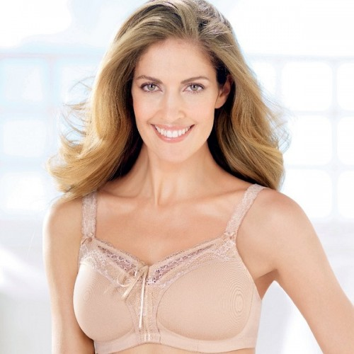 Sutien post - mastectomie cu buzunare pentru protezele de san, Camy, 5773X